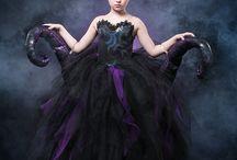 Those poor unfortunate souls / Ursula costume ideas