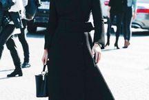 Long fleare coat - Mira