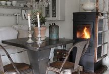 shabby chic industriale