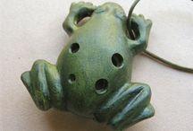 ocarina ceramica