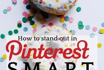 Pinterest Marketing / Market your business on Pinterest...successfully! Tons of resources for Pinterest marketing.