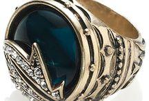 Jewellery. / Diamonds are a girls best friend. :)
