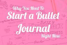 for my bullet journal