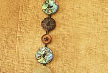 Button crafts / by Irene O'Bryan