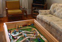Vlakový pokoj