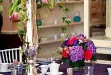 flower arrangements / by Esther Wise Mills