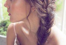 Hair / hair lengths, styles and colours