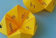 Math Games at home