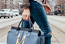 Handbag Must Haves... / What girl can say no to the perfect finishing piece, for every outfit from casual to formal