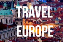Travel Europe / Are you wondering where the best places to travel in Europe are? There's so much more to see than just Paris and London. Get your wanderlust for Europe on with these amazing pins and travel guides. / by Matador Network - Travel Culture Worldwide