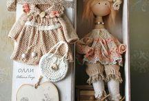упаковка кукол