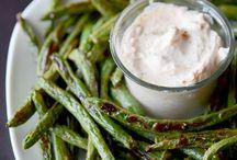 Green Bean LEAP Recipes/Ideas