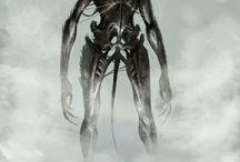 Chtulhu Bestiaire