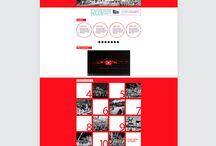 UI/UX | Web Design / Projets réalisés par les étudiants du Collège Salette