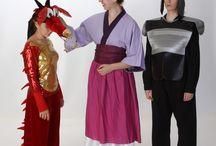 Mulan Junior Theatre Costumes