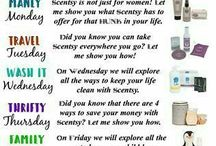 Scentsy - Online (Party Ideas & Games)