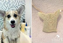 Gifts for the Dog Lover / A lovely & elegant gift guide for dog lovers all around the world!