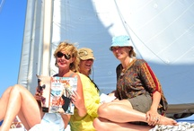 """ScicSailing / Loes Douze, founder of SCIC (pronounced """"Chic"""") Sailing. We offer cruising holidays aboard fully-crewed classic yachts in south-west Turkey and Greek Islands. www. scicsailing.eu"""