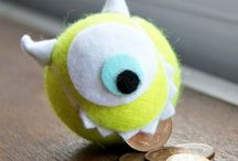 Celebrate Halloween with Tennis / Tennis inspired creative ideas