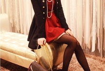 Check that Style / Gypsy-Chic-Steampunk-Boho-Glamour