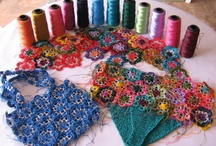 Craft Inspiration / Things that make me want to run to my stash of craft stuff and make something...