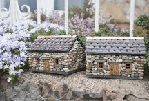 Miniature Fairy Houses