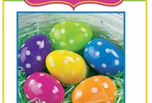 Easter fun! / Ideas for Easter themed play