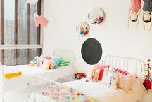 Kids rooms / by Brittnei Hernandez