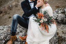 Ranch wedding dress style