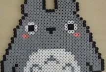 Stuff to do with Perler beads / by Chinh Nguyen