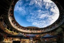 Fujian Tulou / Fujian Tulou - the rammed earth hakka Fortresses of South Western Fujian