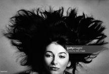 Anton Corbijn - Kate Bush / Dutch Photographer