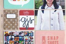Ideas Project Life / Imágenes de productos y proyectos de Project Life.  Scrapbook, albums, tarjetas y papeles. ¡Empieza tu Project!