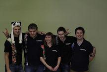 Living Saints / Living Saints - команда людей, давно и серьезно увлекающихся WHFB. Это моя команда!