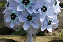 Paper flowers / All creative paper flower ideas