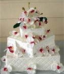 Bride & Groom Cakes / Wedding desserts / by Kathy Logan