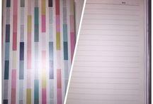 Weightloss slimming world planner diary