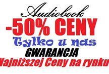 Audiobooki do wynajmu