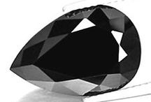 Black Spinel / Black Spinel is extremely rare and in most cases rarer than Rubies. Black spinel is not well-known among the gem world, yet its outstanding features make it the ideal choice for an opaque black gem.