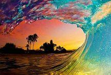 Ocean-Lake-River / by Mike Swanson