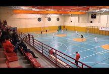 2013-2014 Fase campeones futbol sala categoria infantil / Partidos de la fase de campeones de la liga infantil de futbol sala del equipo Oroquieta Espinillo durante la temporada 2013 - 2014