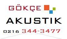 Ses Yalıtım Malzemeleri / Akustik ve Ses Yalıtım Malzemeleri  TEL: 0216 344 34 77 TEL: 0216 344 34 22