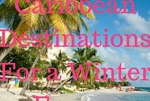 Caribbean Travel Inspiration / Fun travel inspiration and advice about Caribbean travel from the experts at Oyster.com / by Oyster.com