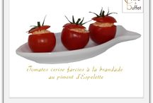 Idées d'apéritif / Comment préparer un apéritif frais, coloré, savoureux, tentant...