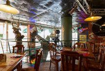 Dakota Tex Mex / Los restaurantes Dakota se dividen en 5 locales distribuidos alrededor de la Zona Norte de Mallorca. Su temática Americana amenizará tus comidas y te transportará al otro continente, ¿a qué esperas?