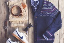 Style board / Inspiration and style photos for customized design.