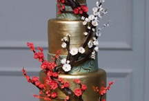 Wedding Cakes / The most romantic and tasty wedding cakes.