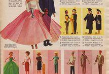 barbie 1964