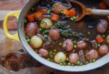 Casseroles/stews