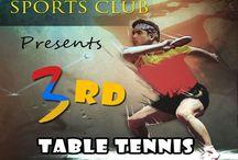 Table Tennis Tournament 2016 / SynapseIndia organizes the 'Table Tennis Tournament 2016'. Watch out for thrilling action shots.